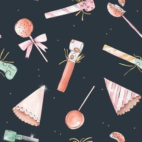 Birthday party lollipop