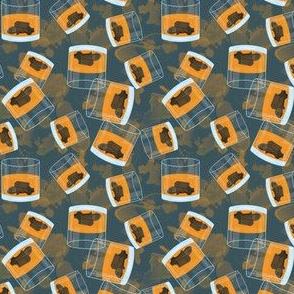 halloween spooky whisky drink glass pub bar club gentleman scotch scottish scotland national beverage pure malt blend stone granit marble tomb tombstone grave gravestone graveyard cemetery rock rocks dead deadly ice cube