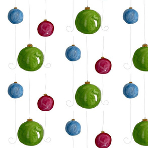 Baubles_ Christmas _Holiday_Ornaments _Christmas Tree