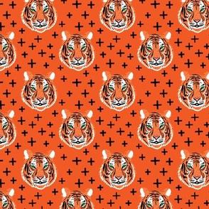 mask sized tigers, tigers, tigers