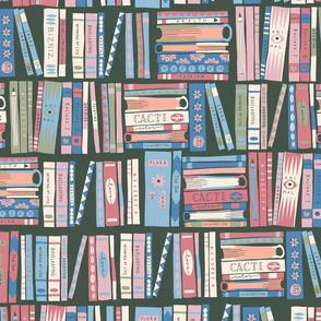Badass Bookshelf