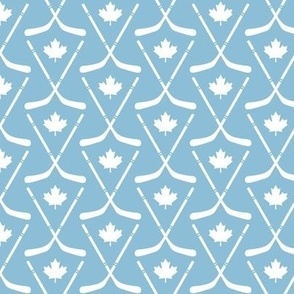 maple leafs toronto hockey sticks sm light blue