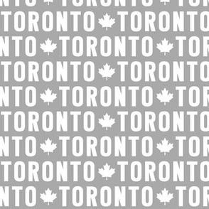 maple leafs toronto hockey uppercase grey
