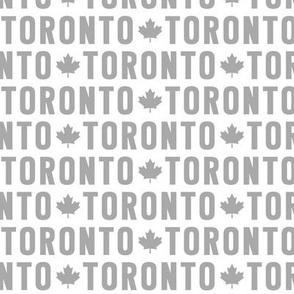 maple leafs toronto hockey uppercase reversed grey
