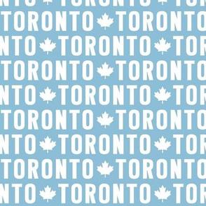 maple leafs toronto hockey uppercase light blue