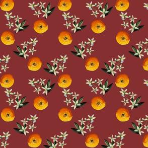 Oranges & Blossom