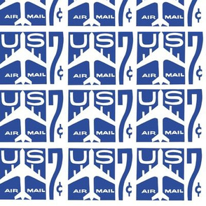 Air Mail Stamps