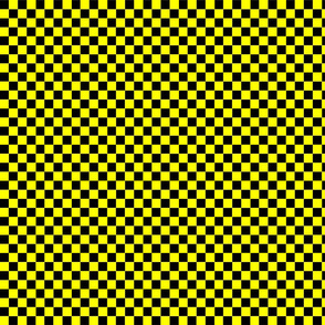 Checkers Yellow