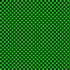 Checkers Green
