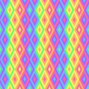 Rainbow Diamonds- Light