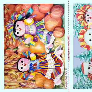 Stitching with The Talavera Twins-Fall/Winter