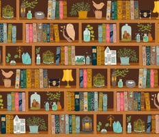 A Treasured Library