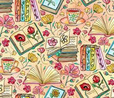 Blooms and Books