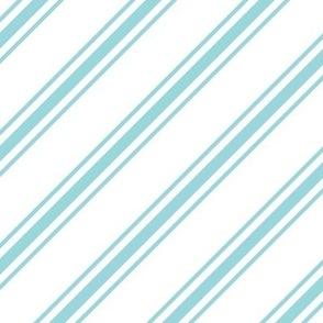 christmas candy cane stripes LG blue