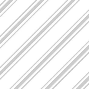 christmas candy cane stripes LG grey