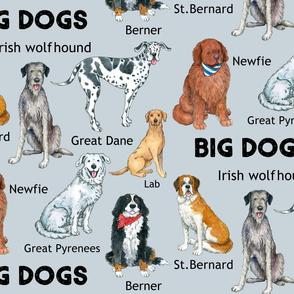 Big Dogs Pattern