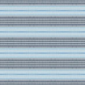 Chambray stripe- horizontal