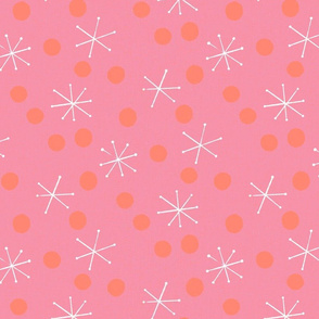 MCM Snow and Dots M+M Bubblegum by Friztin