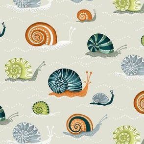 Decorative Snails