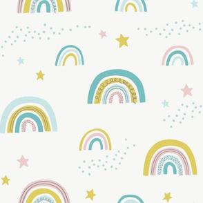 Sweet Rainbows