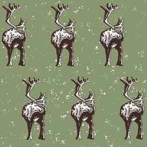Reindeer Green