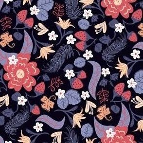 Tis the Season Tea (Blue)