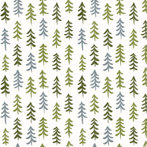 Pine trees - Small Scale