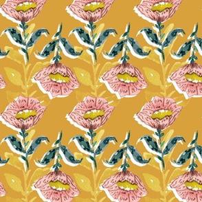 Vintage classic floral