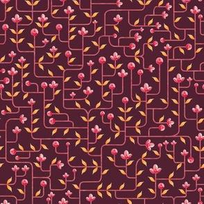 Botanical Maze