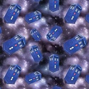 Police Box Galaxy 2