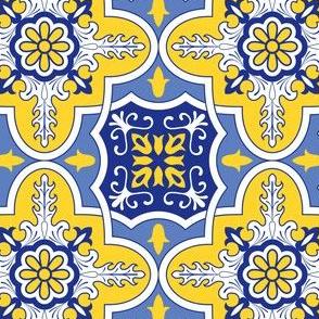 Mediterranean Ornamental Tile