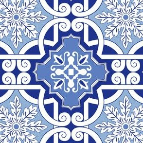 Azulejo Portuguese Tile
