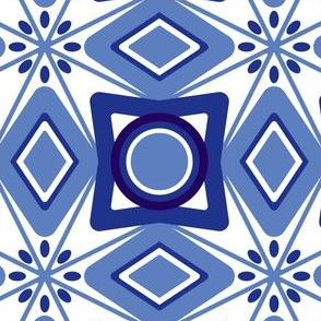 Classic Portuguese Tile