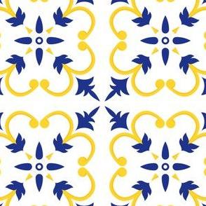 Floor Azulejo Tile