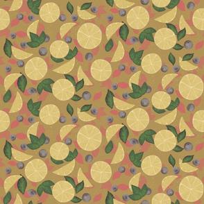 Mustard Lemon