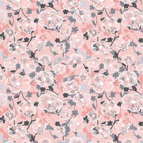 Pink Blossom Confetti