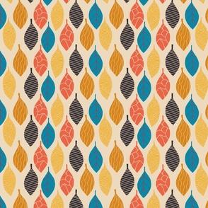 Gekleurde bladeren