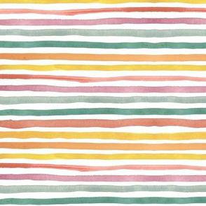 """Stripes 1 (12"""") - honey"""