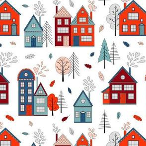scandi houses