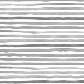 """Stripes 1 (12"""") - grey"""