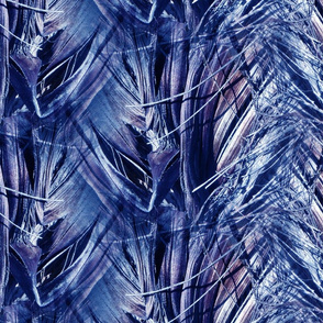 LARGE BUSH BARK AND HERBS NATURAL blue PSMGE