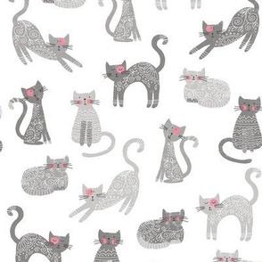 Decorative Cats