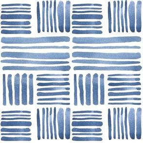 "Haze (12"") - coastal blue"