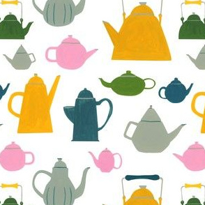 Kettles and Pots