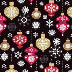 Christmas ball pattern1