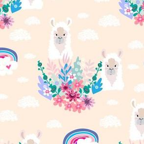 Lama pattern8