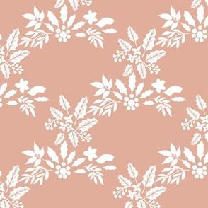Christmas flower pattern45