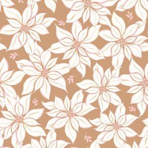 Soft Poinsettia