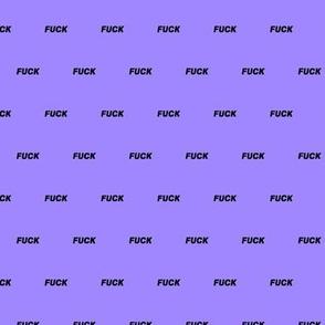 Fluo Fuck Violet