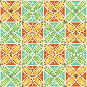 Citrus Kitchen Tiles